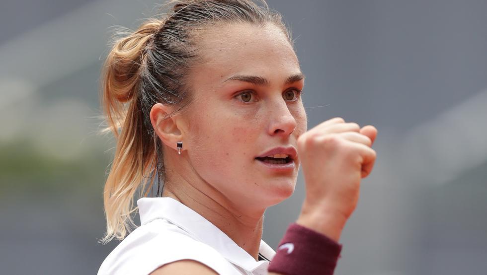 Sabalenka Pegula WTA Madrid