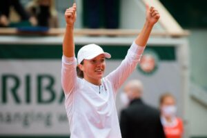 Cuadro WTA Roland Garros