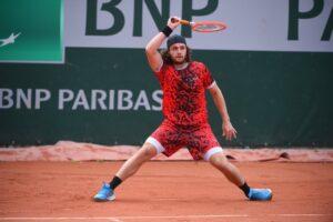Trungelliti Báez Roland Garros 2021