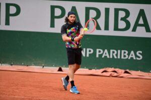 Cerúndolo Trungelliti Roland Garros 2021