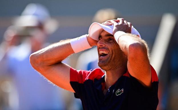 Andújar debut Roland Garros 2021
