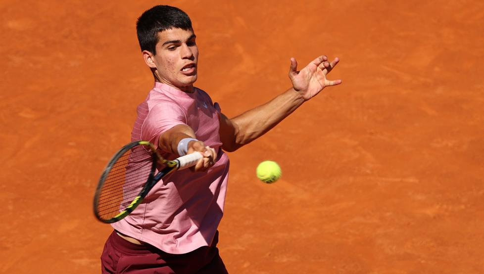Alcaraz Tabilo Roland Garros