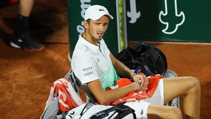 Medvedev declaraciones Roland Garros 2021