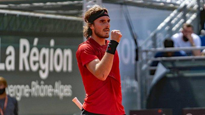 Tsitsipas Musetti ATP Lyon
