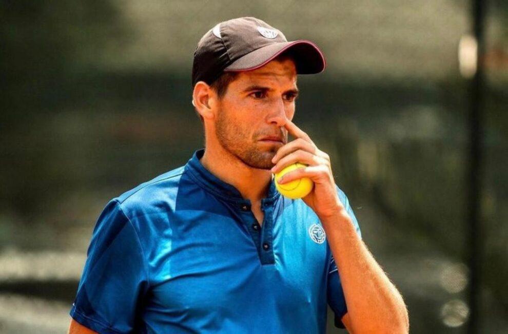 Nicolás Arreche suspensión tenis