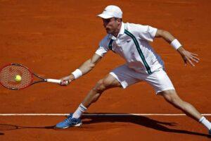 Bautista Cecchinato ATP Madrid