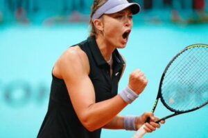 Badosa Bencic WTA Madrid