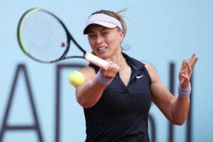 Badosa Buzarnescu WTA Belgrado