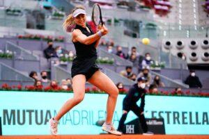 Badosa Teichmann WTA Madrid