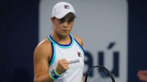 Barty Shvedova WTA Roma