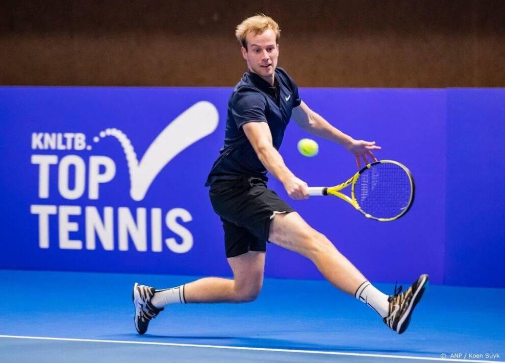 Zandschulp Mayer Roland Garros 2021