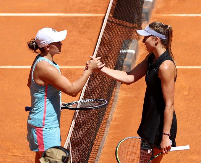 Paula Badosa declaraciones WTA Madrid 2021