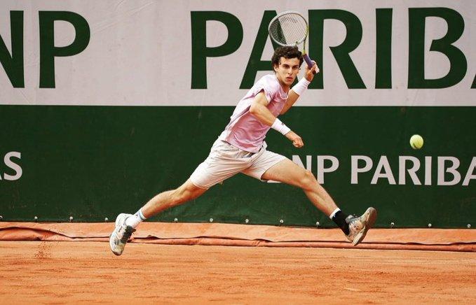 Cerúndolo Safwat Roland Garros 2021
