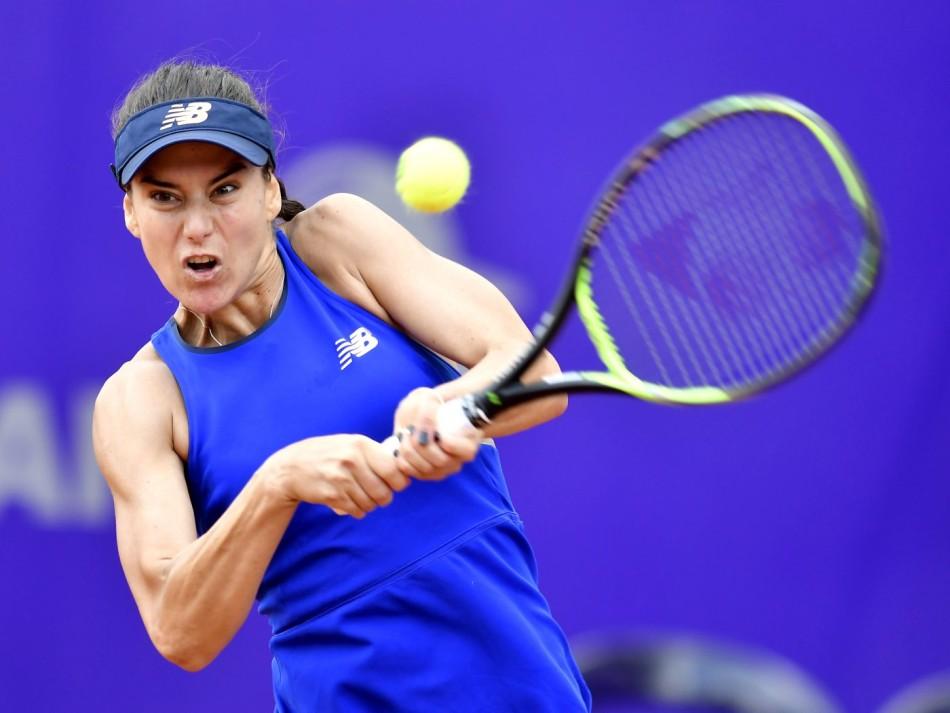 Venus Cirstea WTA Estrasburgo