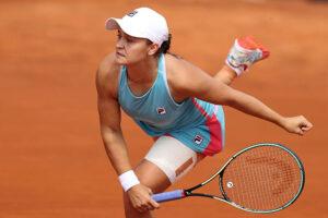 Barty Kudermetova WTA Roma