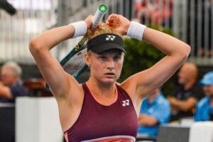 Dayana Yastremska curiosidades tenis