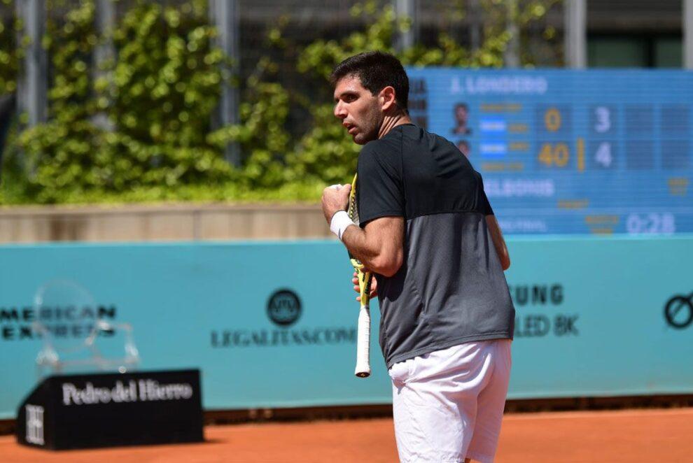 Delbonis Ramos Masters Madrid