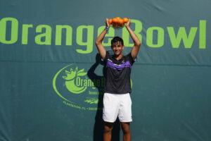 Daniel Rincón tenis