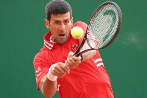 Djokovic Moraing ATP Belgrado