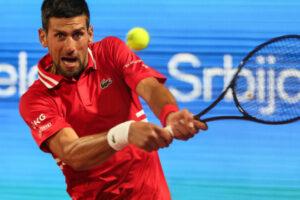 Djokovic segunda ronda Belgrado