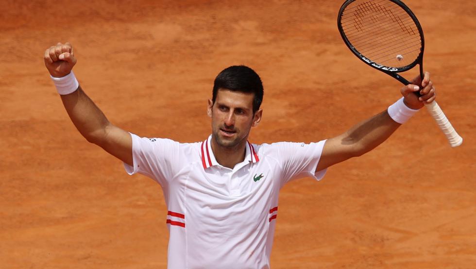 Cuadro ATP Belgrado dos 2021