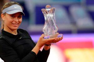 Título Rebeka Masarova ITF