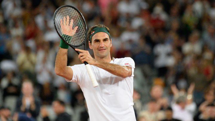 Roger Federer subasta benéfica
