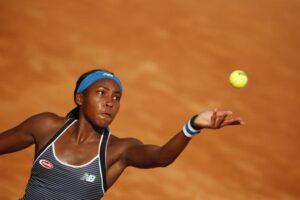 Gauff Sabalenka WTA Roma