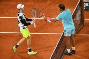 Nadal Sinner ATP Roma