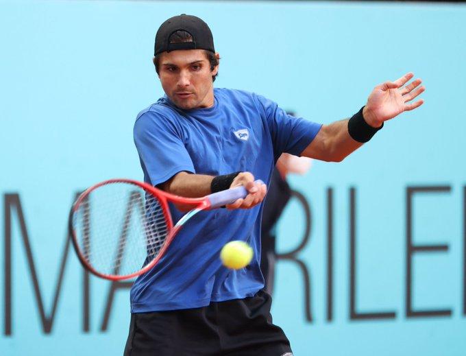 Andújar Giron ATP Madrid