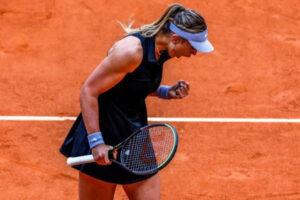 Badosa Tomova WTA Belgrado