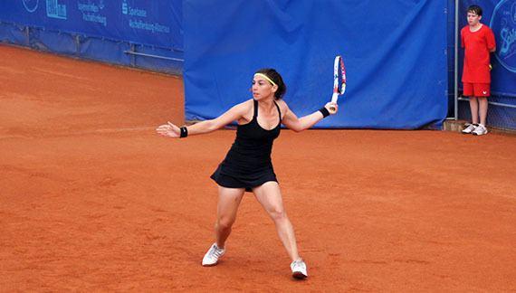 Párrizas Gorgodze Roland Garros