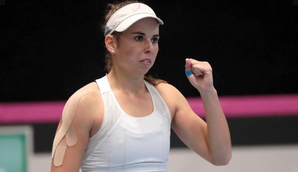 Grabher Bolsova Roland Garros