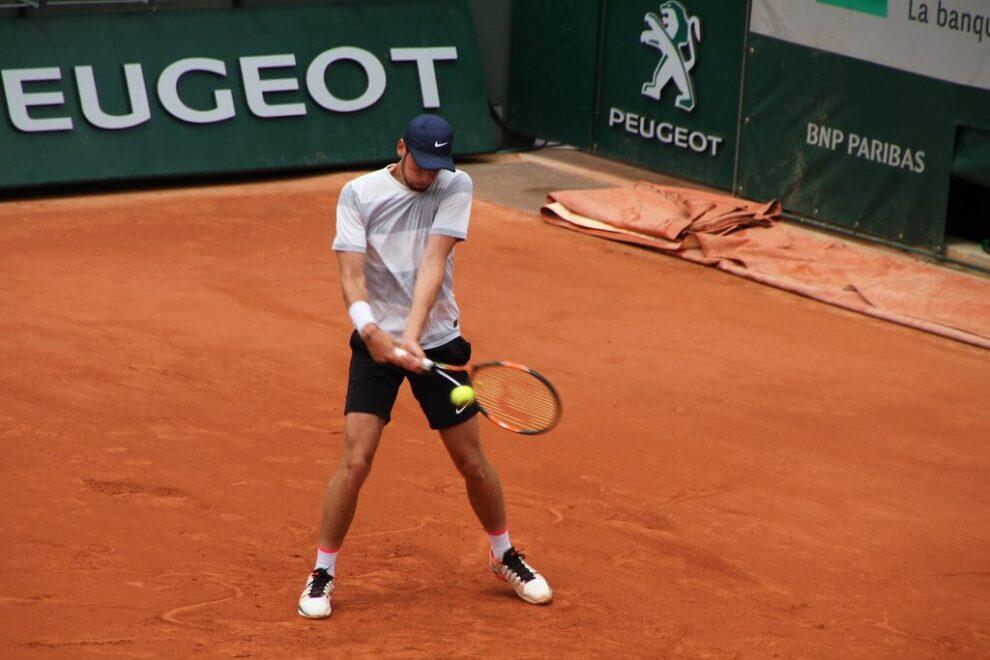 Halys Robredo Roland Garros