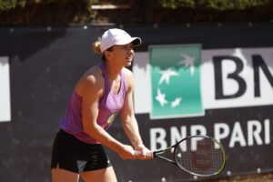 Halep Kerber WTA Roma