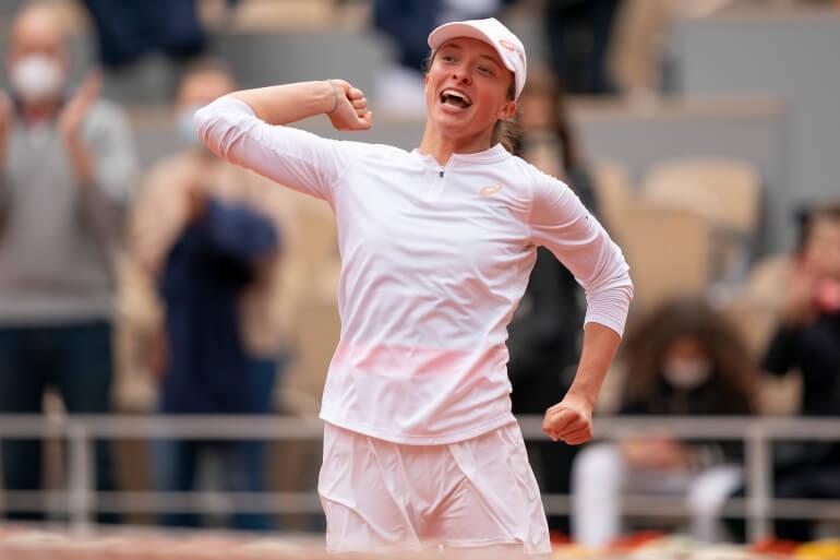 Swiatek Juvan Roland Garros