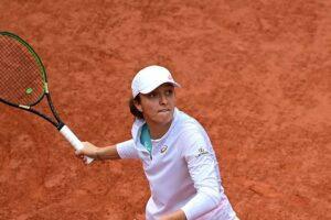 Swiatek Keys WTA Roma