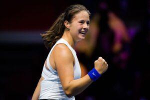 Daria Kasatkina carrera WTA