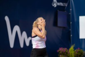 Katerina Siniakova WTA Parma