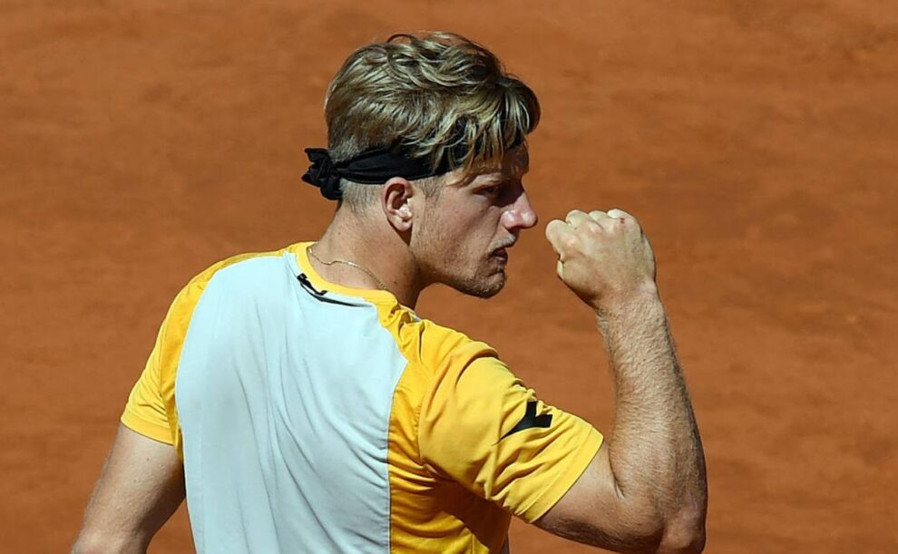 Davidovich Norrie ATP Roma