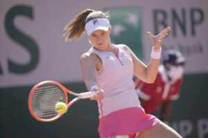 Podoroska debut Roland Garros 2021