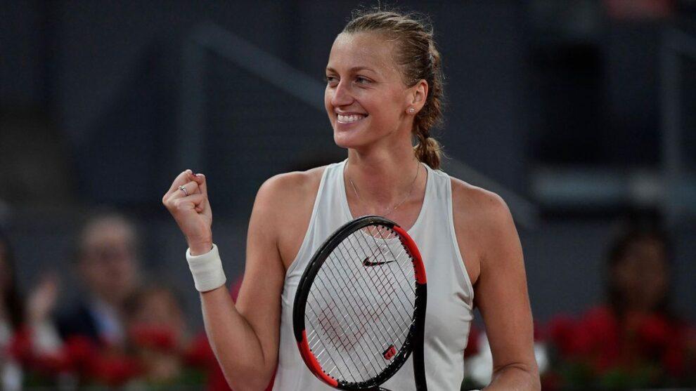 Kvitova Kudermetova WTA Madrid