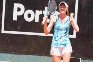 Bucsa Kovinic WTA Belgrado