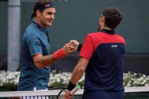 Andújar partido Federer Ginebra
