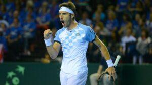 Leonardo Mayer carrera tenis