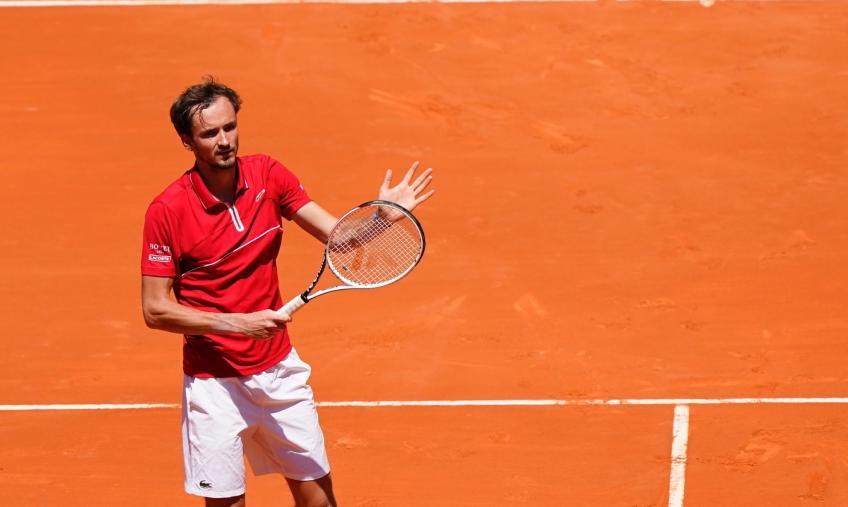 Medvedev Bublik Roland Garros