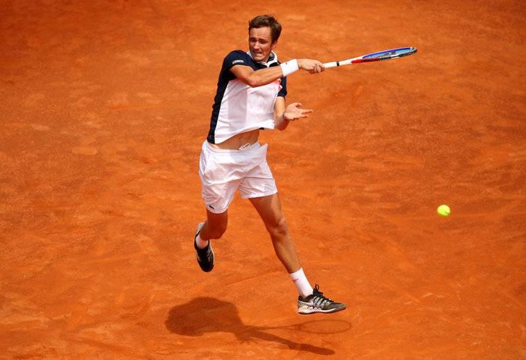 Medvedev Davidovich ATP Madrid