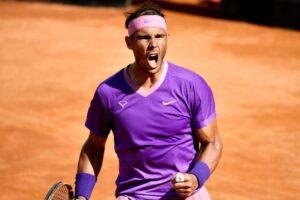 Nadal Zverev ATP Roma