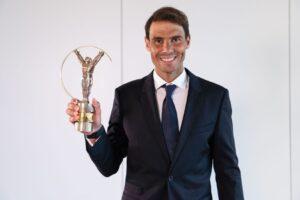Nadal ganador Laureus 2021