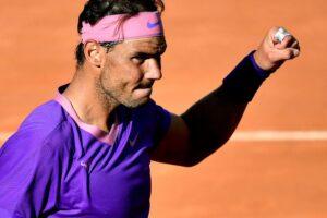 Rafael Nadal semifinales Roma